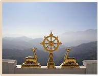 Pèlerinage Népal Amitabha Terre Pure - Monastère Namo Buddha
