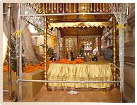 Siège d'éveil du Bouddha Sakyamuni - Pèlerinage Bouddhisme Inde Népal Amitabha Terre Pure